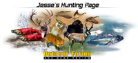 Jessie's Hunting Page